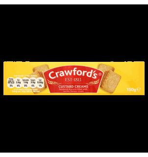 Crawford's Custard Creams