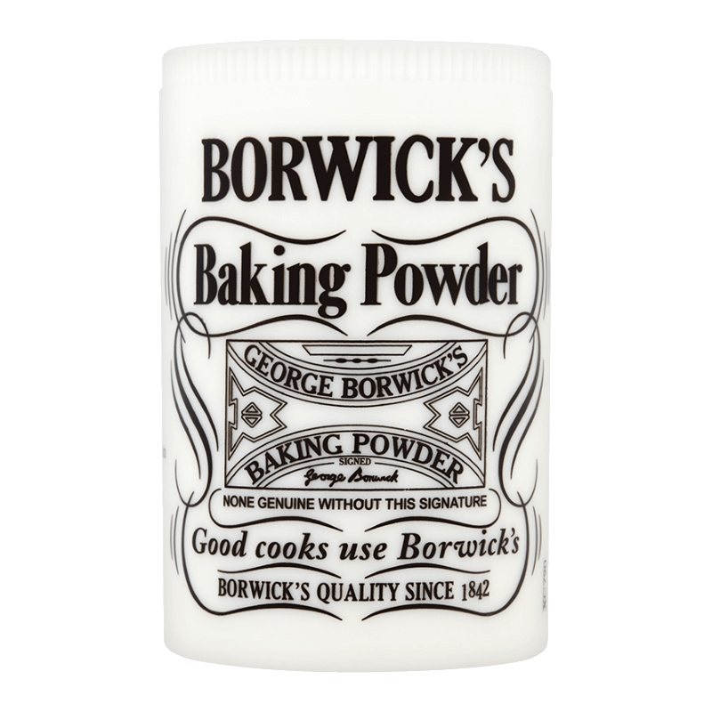 Borwick's Baking Powder - Poudre à lever Borwick's