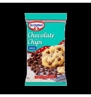 Dr Oetker Milk Chocolate Chips