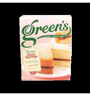 Green's Plain Sponge Cake Mix