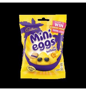 Cadbury Mini Eggs On Holiday
