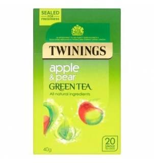 Twinings Green Tea & Apple