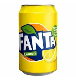 Fanta Icy Lemon