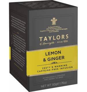 TAYLORS Lemon Ginger