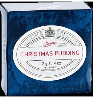 Christmas Pudding Tiptree 112g
