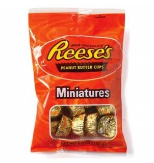 Reese's miniatures beurre...