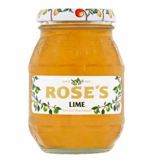 Marmelade fine de citron vert Rose's