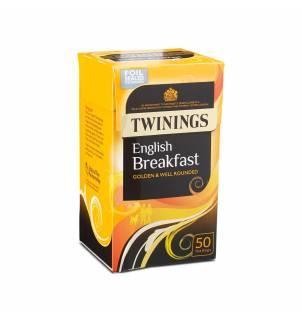 Thé noir English Breakfast Twinings