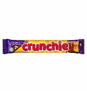 Barre chocolatée Cadbury Crunchie