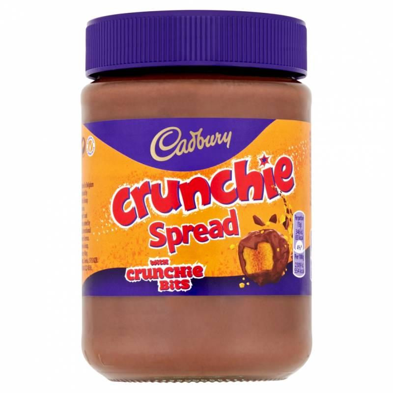 Pâte à tartiner Crunchie Cadbury