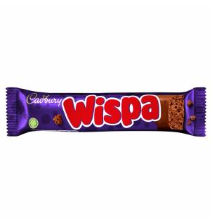 Barre chocolatée Cadbury Wispa
