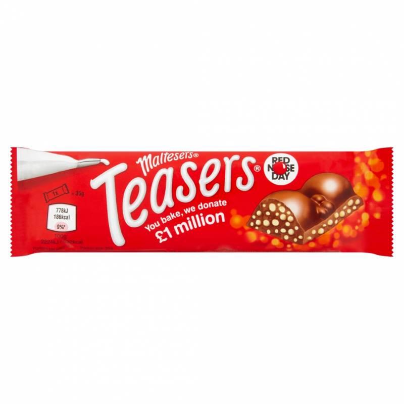 Barre chocolatée Maltesers Teasers