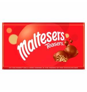 Tablette de chocolat Maltesers Teasers 100g