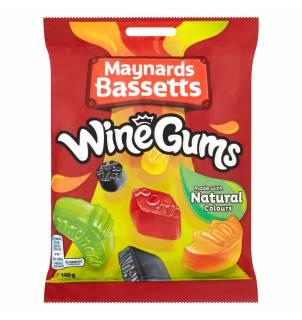 Wine Gums Maynards Bassetts