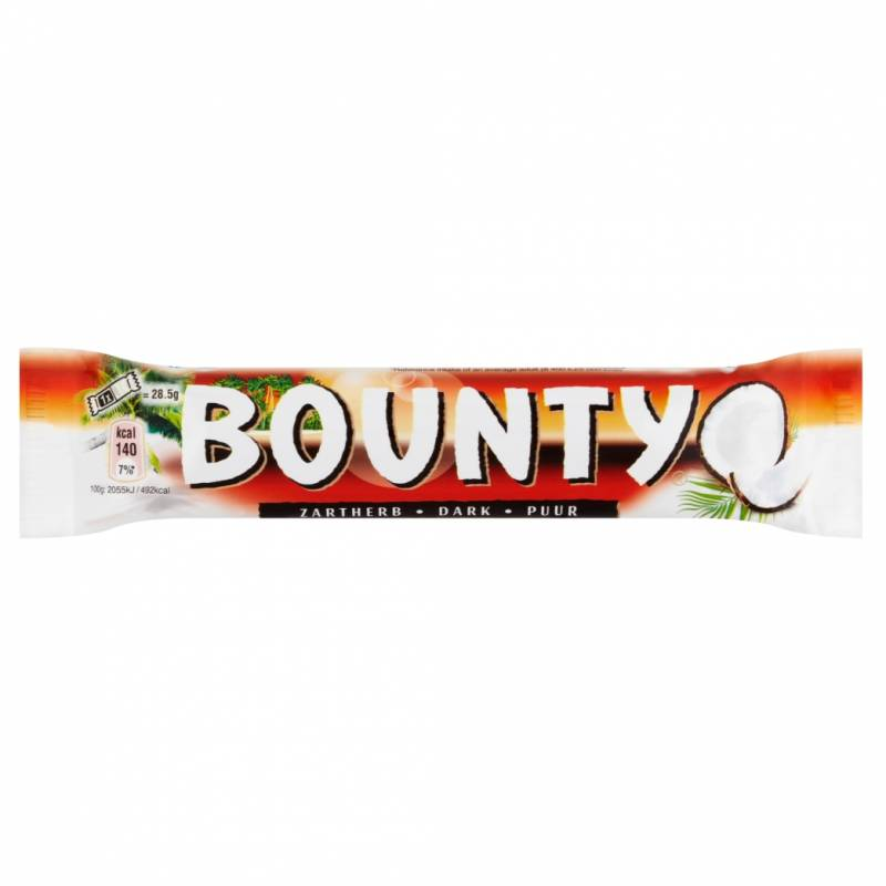 Bounty au chocolat noir - Bounty Dark Chocolate