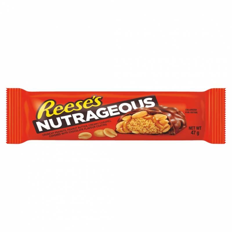 Barre chocolatée Reese's Nutrageous