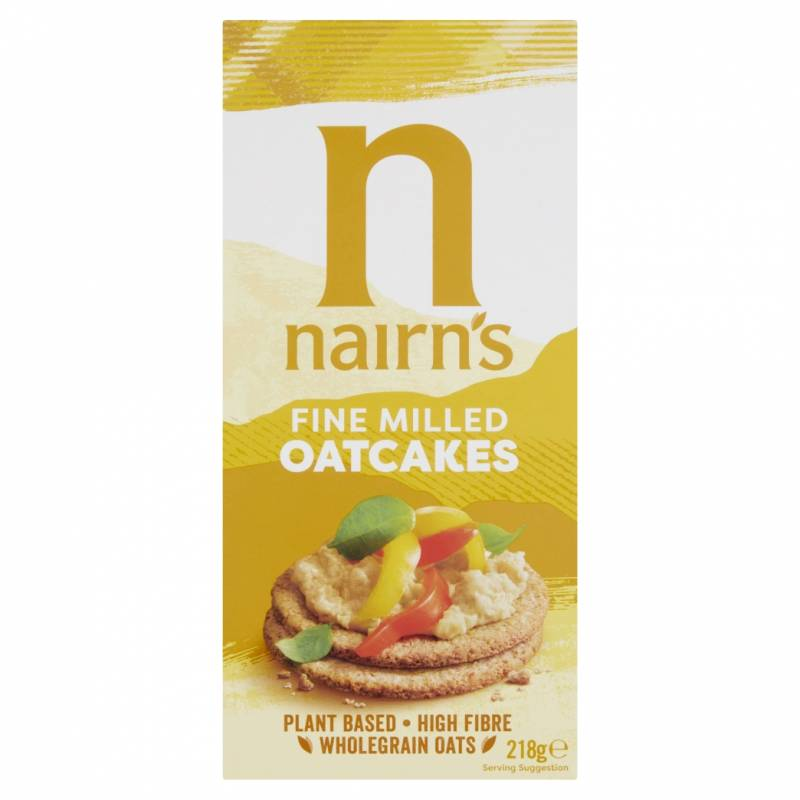 Nairn's Fine Oatcakes - Crackers fins à l'avoine Nairn's
