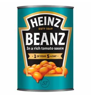 Heinz Baked Beanz 415g - Haricots beanz à la sauce tomate