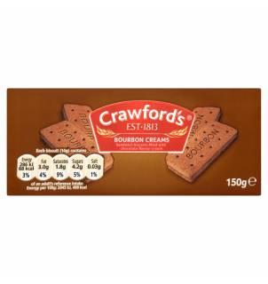 Crawford's Bourbon Creams
