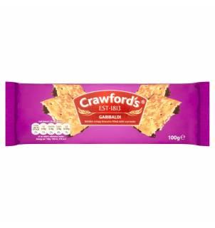 Crawford's Garibaldi Biscuits à la groseille