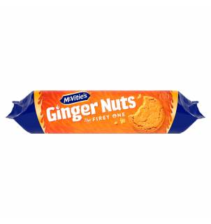 McVitie's Ginger Nuts - Biscuits au gingembre McVitie's