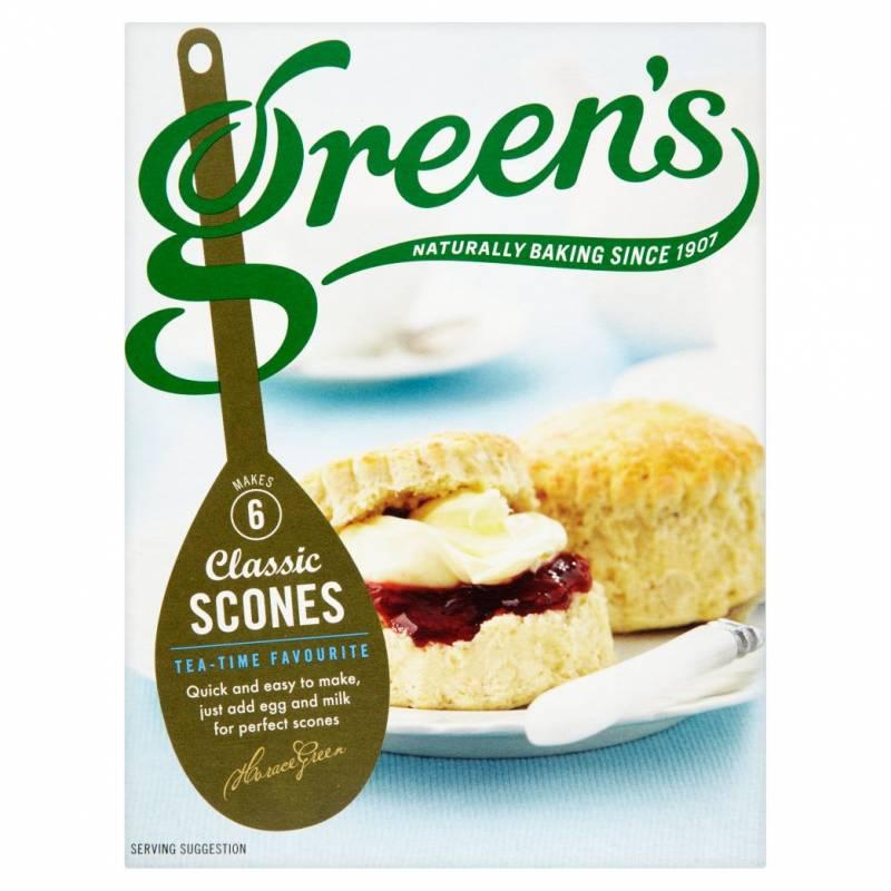 Green's Classic Scones