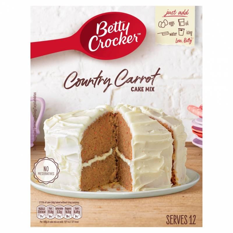 Betty Crocker Country Carrot Cake Mix