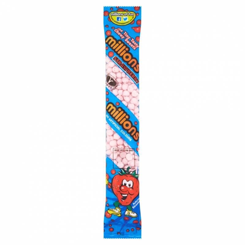 Bonbons Millions Strawberry / Fraise