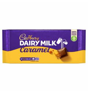 Tablette Cadbury Dairy Milk Caramel