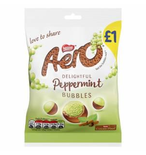Aero Bubbles Menthe poivrée & Chocolat
