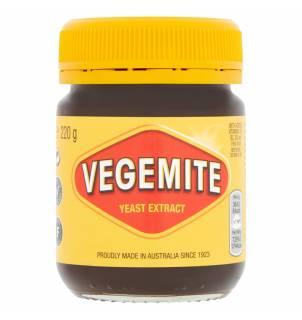 Pâte à tartiner Vegemite Yeast Extract 220g