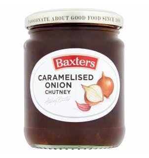 Chutney d'oignon caramélisé Baxters