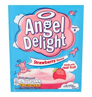 Angel Delight Strawberry
