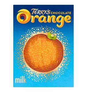 Terry's Orange au chocolat au lait