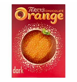 Terry's Orange au chocolat noir