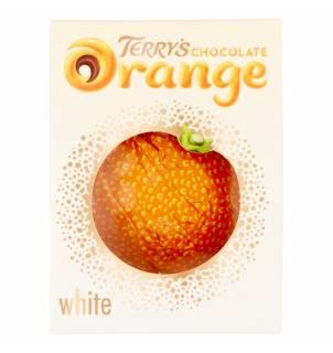Terry's Orange au chocolat blanc