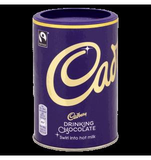 Chocolat chaud en poudre Cadbury