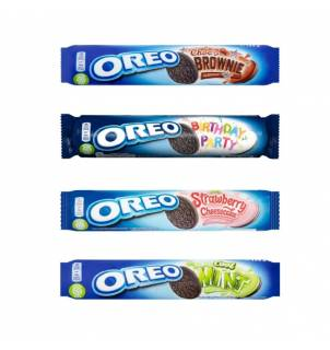Pack biscuits Oreo